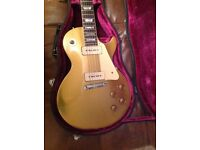 1972 Gibson Les Paul standard gold top