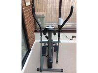 York 2150 elliptical trainer