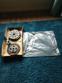 Genuine Ford Escort Mk2 Clutch & Cable