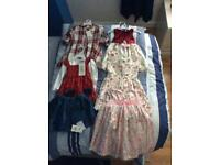 Beautiful baby girl dresses age 18mths-2yrs