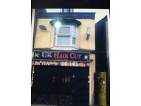 UK Barbers for sale AND rent