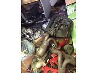 My zr exhaust manifold