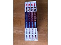 Box set of 4 Ally's World books by Karen McCombie
