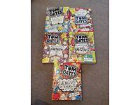 5 x Tom Gates books