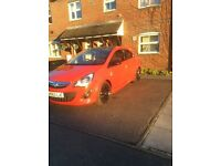 Vauxhall Corsa 1.2 limited 2014 cat c repair bargain £3.795