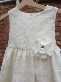 Flowergirl Dress from Gaby Children's Boutique Belfast 18-24 Months