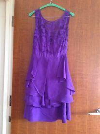 Size 8 knee length Coast dress