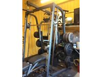 Marcy SM4000 Smith machine and bench