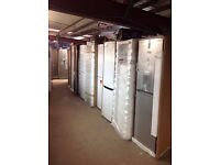 BRAND NEW FRIDGE FREEZERS FROST FREE / INTEGRATED / UNDERCOUNTER / BUILT IN / FREESTANDING / WHITE /