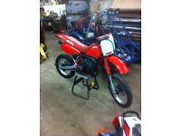 HONDA CR80 Moto x bike schoolboy scrambler Motorcross motorbike 80cc