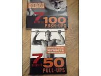 Men's workout books