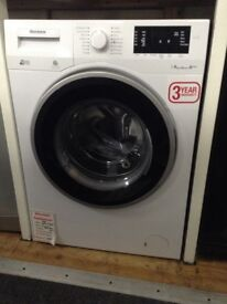 Blomberg 9kg 1400 spin washing machine. RRP £369 12 month Gtee
