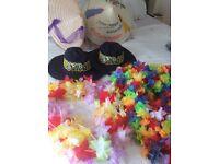 Hats and 20 Hawaiian Lie
