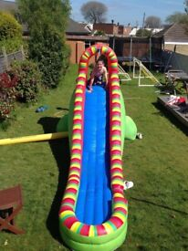 Water slide, airflow. RARE!!