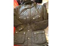 Barbour Jacket. Size M.