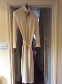 Ralph Lauren full length cardi/coat
