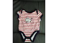 Newborn body suit