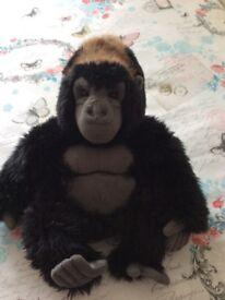 Gorilla Soft Toy