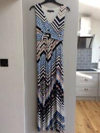 Ben de Lisi for Principles Maxi dress. Size 12. Never worn.