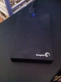 seagate external 2tb harddrive