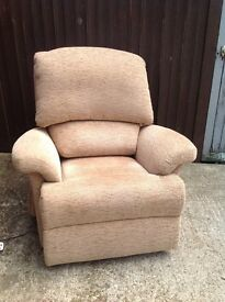 Lift and Recline Chair Sherborne 7462