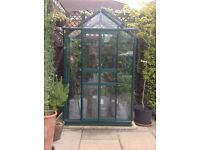 "Simplicity Sandon Greenhouse 4'2"" x 2'2"""