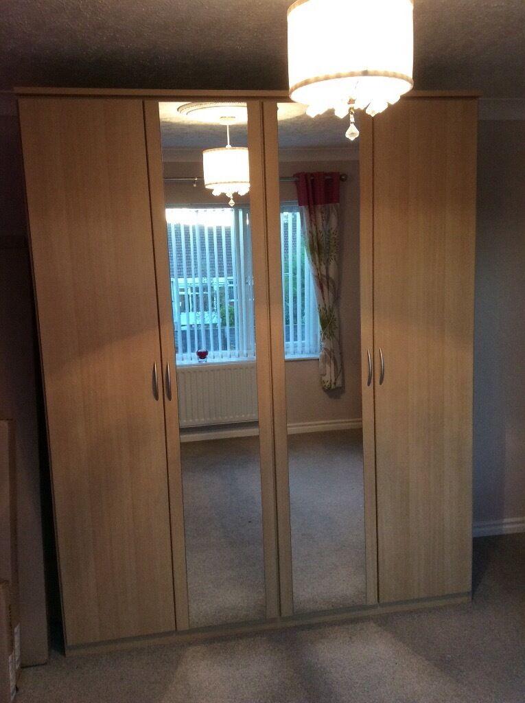 4door wardrobe