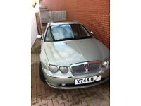 Rover 75 Connoisseur - Low Mileage - Excellent condition - Well maintained - Reliable and Sound.