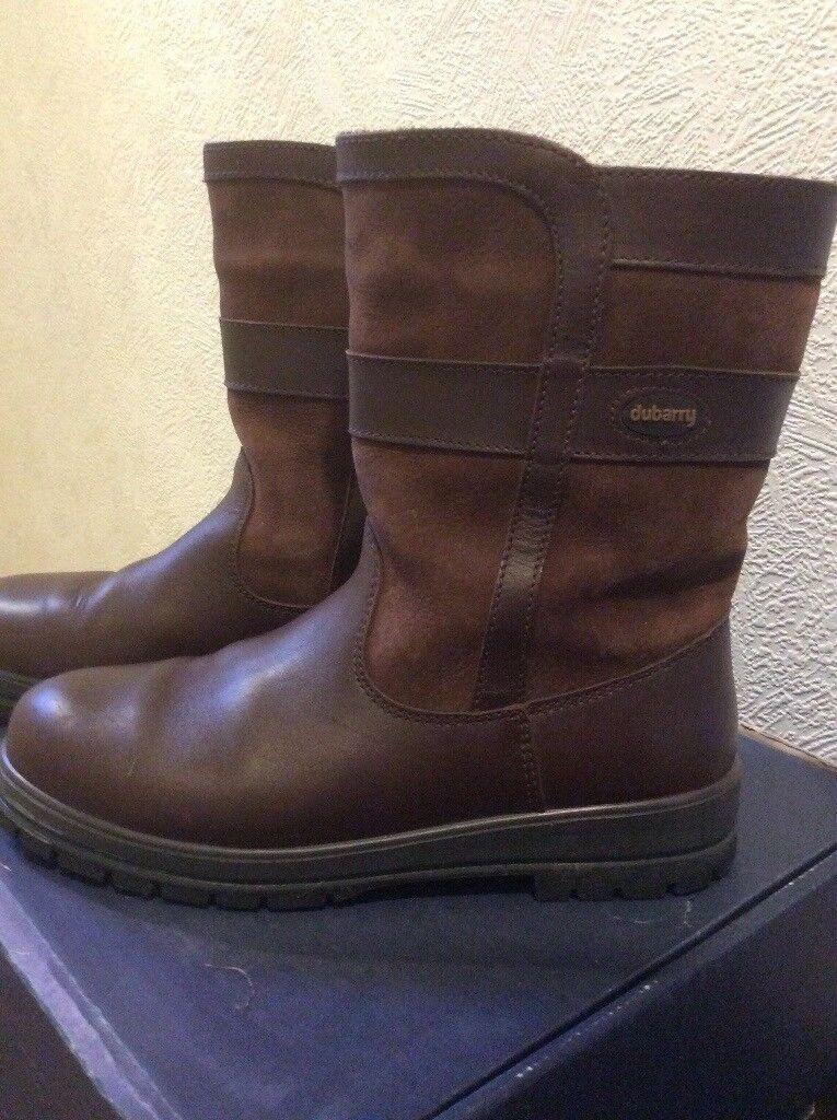 Dubarry Roscommon Gore-Tex Boots in Walnut