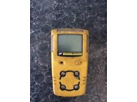 Micro,clip gas moniter used