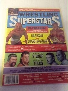 Wrestling Superstars magazine - June 1992