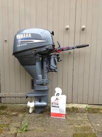 Yamaha F25AMH Outboard motor