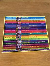 Horrid Henry Paperback Book Box set