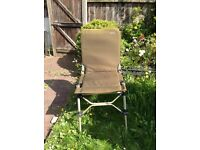 Fishermans chair recliner