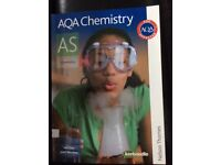 Aqa chemistry science AS Book