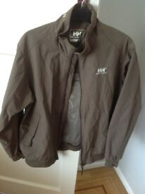 Helly Hansen Dark Beige lightweight Jacket