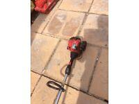 Petrol strimmer sovereign landscaping gardener large garden