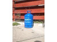 Calor butane gas cylinder