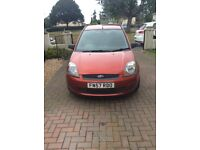 Ford Fiesta TDCI Style Only £30 a year road tax