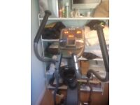 Quality Eliptical Crosstrainer, made by Horizon Fitness