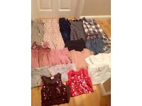 NEXT Girls Clothes Bundle 4-5 Years (16 items)