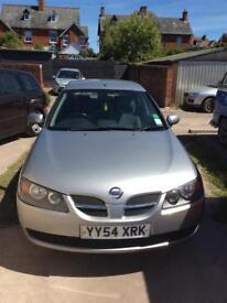 Nissan almera now sold