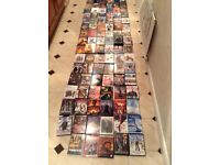 Over 90 DVDs,s Offered For Sale As A Job Lot All Origional.