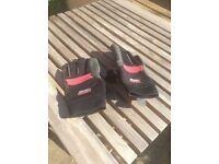 Men's Musto kayaking gloves