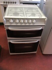 Cannon Woburn 60cm gas cooker three month guarantee