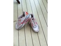 Nike Air Max training shoes