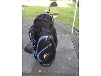 Powercaddy golf trolley bag