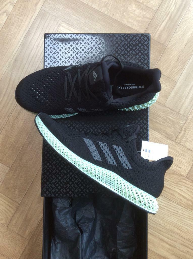 9 Futurecraft YorkshireGumtree 4D size uk 5 Boxed newin Adidas SheffieldSouth B75942 CxoedrBW