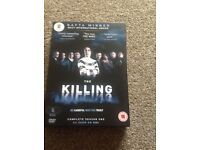 The Killing. Complete series 1.