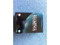 Battlestar Galactica complete box set series 1-4 20 DVD pack, excellent condition as new. £15